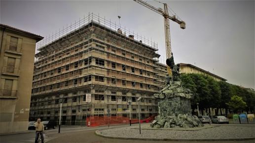 Ristrutturazione Corso Dante CUNEO