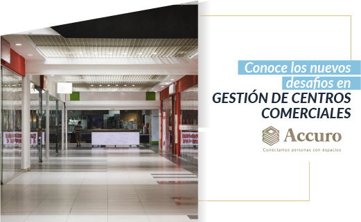 Centro comercial Accuro administración