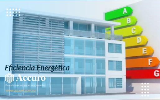 La eficiencia energética en inmuebles