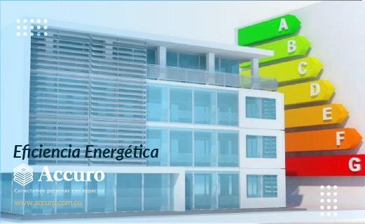 Las diferentes prácticas para conseguir eficiencia energética buscan reducir los costes para alcanzar la sostenibilidad económica y ambiental. La energía y su consumo están íntimamente relacionados con el devenir económico de nuestro país al tener incidencia directa en la situación económica del mismo y en la rentabilidad obtenida en los distintos sectores productivos. Es por ello que surgen las políticas de eficiencia energética que buscan incrementar la generación y uso de energías renovables para conseguir generar ahorro energético y, por tanto, cuidar el medio ambiente frenando el impacto que el uso de las energías tiene en él. Asimismo, en Accuro pensamos en soluciones que favorezcan tanto al consumo energético como los aspectos ambientales que aporten el nivel de sostenibilidad en cada inmueble que está a nuestro cargo Cuidar el medio ambiente debe ser una responsabilidad compartida por toda la sociedad, y esta toma de conciencia debe empezar por las casas que habitamos. A la larga, un edificio sano no solo será una buena noticia para nuestro entorno, sino también para nuestra salud y para nuestra economía, puesto que la factura energética se verá reducida y los inmuebles se revalorizará mucho más. Abordar este desafío, permitirá sin duda mejorar la calidad de vida de nuestras familias sin comprometer nuestros recursos energéticos. La Eficiencia Energética juega por ende un rol clave en el esfuerzo que es necesario realizar para mejorar la sostenibilidad urbana y la calidad de vida de millones de habitantes en nuestra región.