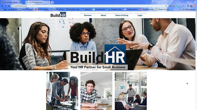 BuildHR Support Center Demo