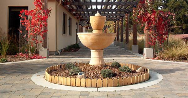 Fr Paul's Fountain