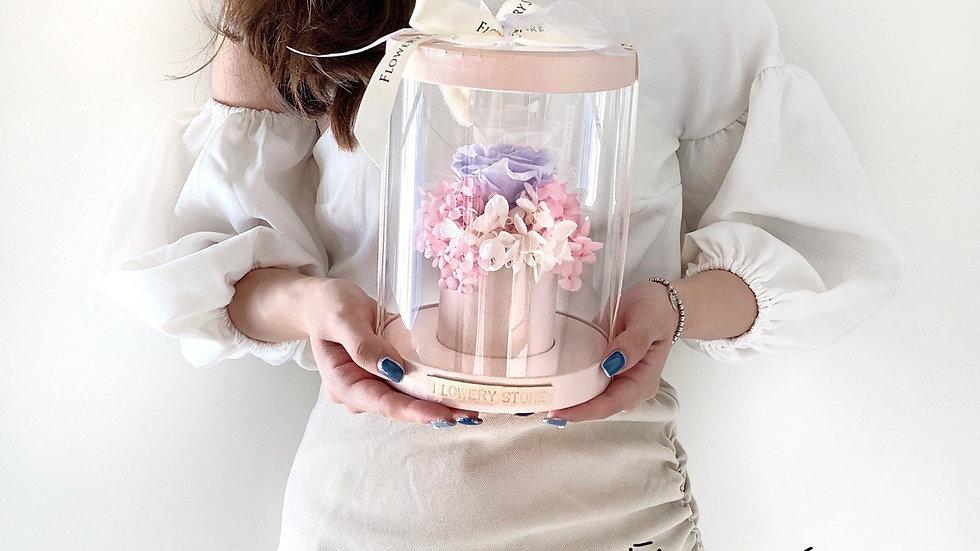 Unicorn粉色花桶