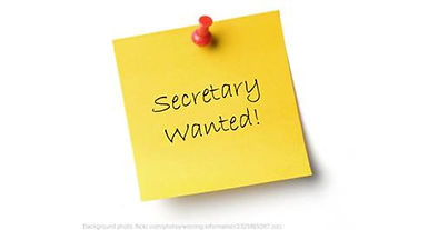 Secretary Wanted.jpg