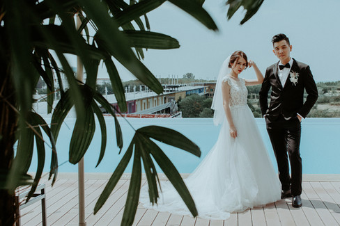 Kuala Lumpur Melaka Johor Couple Pre Wedding Photography Best Top Photographer Love Romantic Happiness Malaysia Singapore Natural Holiday Inn Swimming Pool