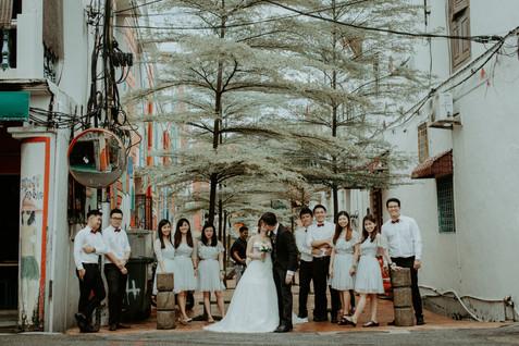 Malaysia Kuala Lumpur Melaka Johor Photography Top Best  Photographer Pre Wedding Wedding Actual Day Couple Love Romantic Forever Happiness Bride Groom Jens Kv Jonker Walk