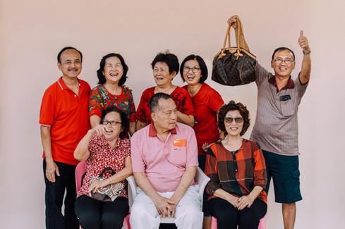 Kuala Lumpur Melaka Johor Singapore Family Friends Brother Sister Group Photo Chinese New Year Photography Top Best  Photographer Malaysia Jens Kv