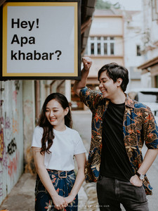 Kuala Lumpur Melaka Johor Couple Casual Pre Wedding Photography Best Top Photographer Love Romantic Happiness Malaysia Style Bride Groom Jonker