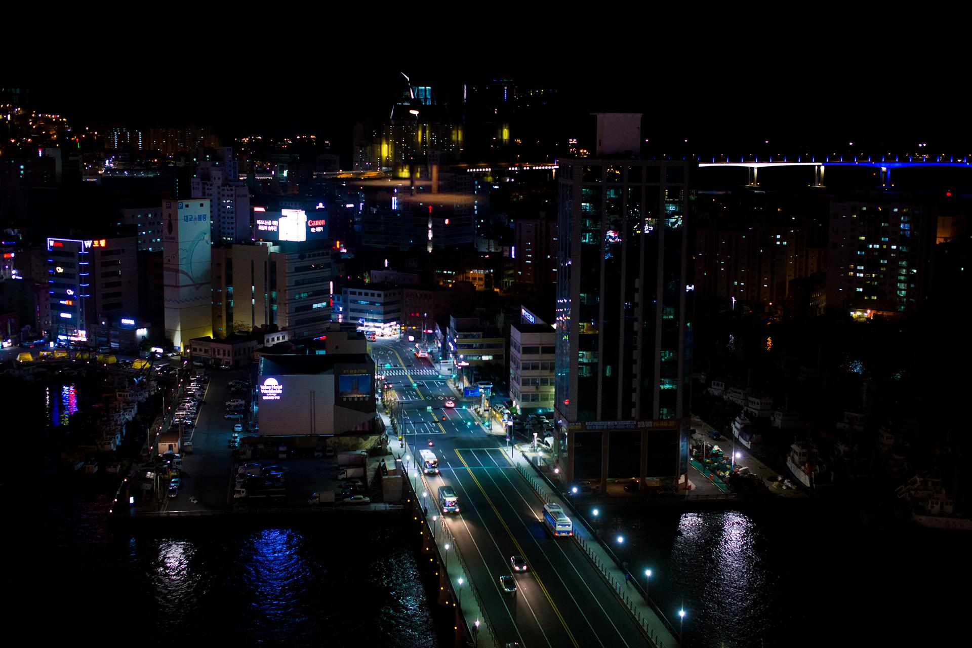Nightscape City Bridge Night Korea Travel Trip Malaysia Kuala Lumpur Melaka Johor Photography Top Best  Photographer 韓國 旅行 釜山