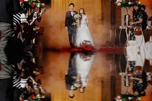 Malaysia Kuala Lumpur Melaka Singapore Johor Photography Top Best  Photographer Pre Wedding Wedding Actual Day Couple Love Romantic Forever Happiness Bride Groom  Beautiful Portrait Jens Kv Wedding Western Hatten Hotel Dinner