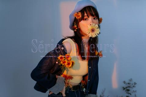 PY-Yellow V2-117-wm.jpgaFlower, Série de fleurs, Melaka, Portrait, Studio, Sunset, Style Portrait, Yellow, Handmade, Florist, Fleurs, 個人形象照, 個性形象照, 花系列