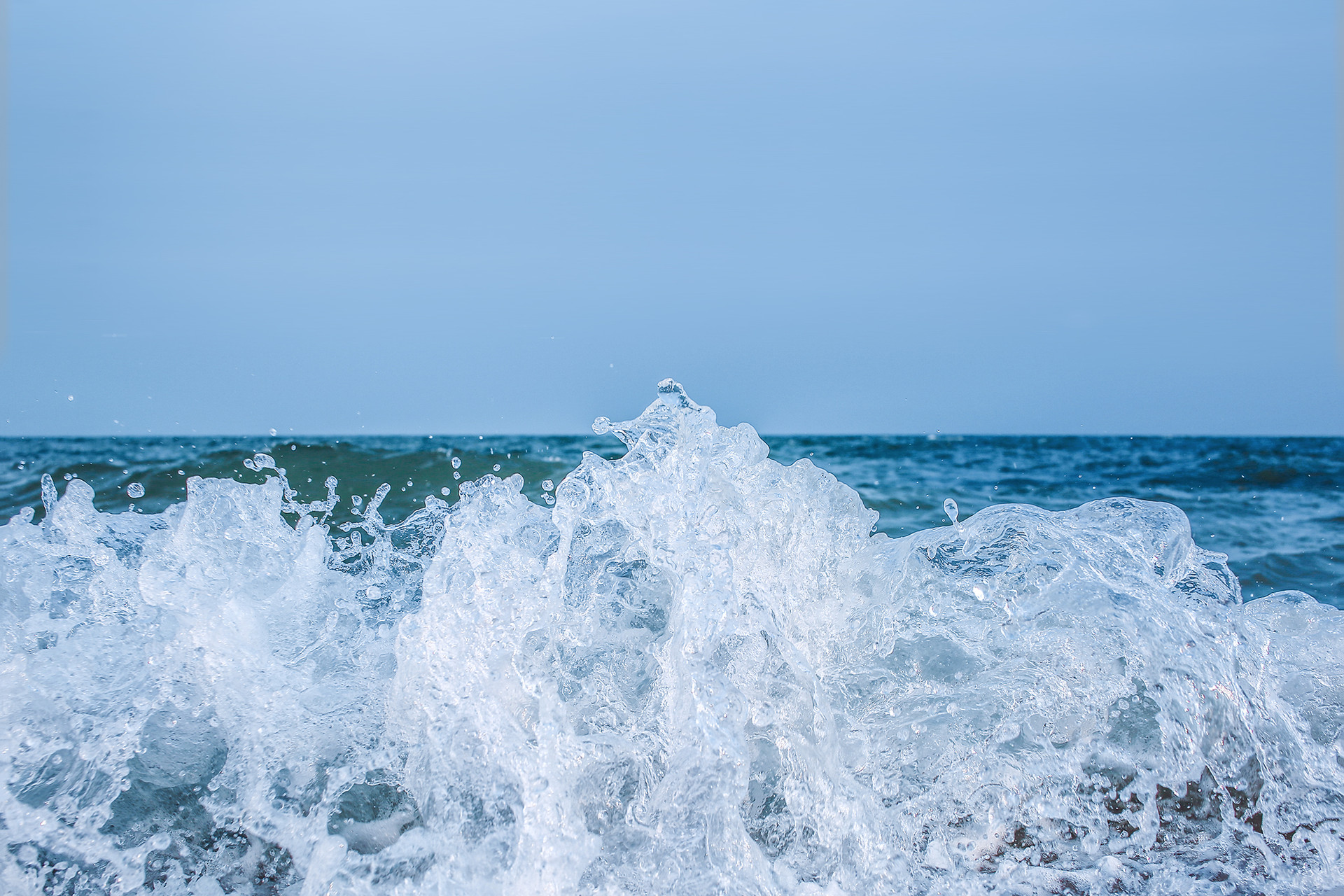Taiwan Travel Trip Malaysia Kuala Lumpur Melaka Johor Photography Top Best  Photographer Klebang Splash Sea Blue Cold Cool