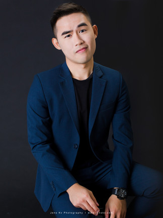 Kuala Lumpur Melaka Johor Singapore Professional Portrait Corporate Company Resume Career Magazine Photography Top Best  Photographer Malaysia Jens Kv Minimalist Simple Smart Casual Young Enterpreneur