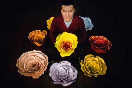 Owen Yap 葉劍鋒 叶剑锋 天天向上 Happiness Handmade Flower Yok Bin 育民小學  育民小学 Portrait Kuala Lumpur Melaka Johor Couple Pre Wedding Photography Top  Best Photographer  Malaysia Jens Kv