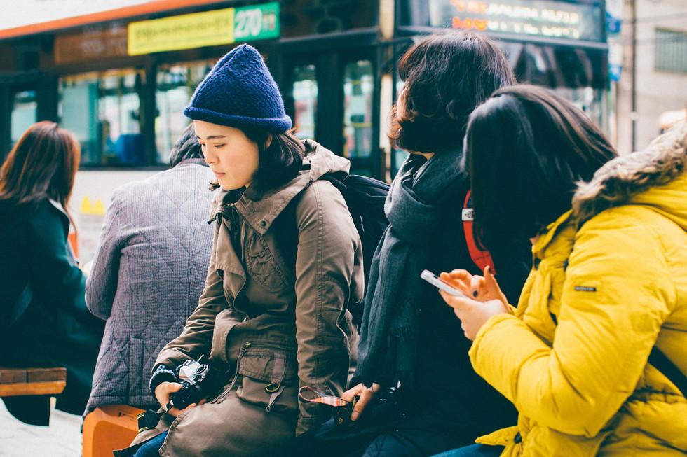 Street Busan Girl Korea Travel Trip Malaysia Kuala Lumpur Melaka Johor Photography Top Best  Photographer 韓國 旅行 釜山 Jens Kv