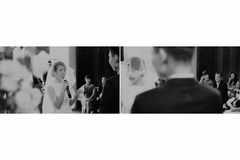 Malaysia Kuala Lumpur Melaka Johor Photography Top Best  Photographer Pre Wedding Wedding Actual Day Couple Love Romantic Forever Happiness Bride Groom  Beautiful Portrait Jens Kv Ciao Ristorante Garden Wedding Western ROM R.O.M. Vows