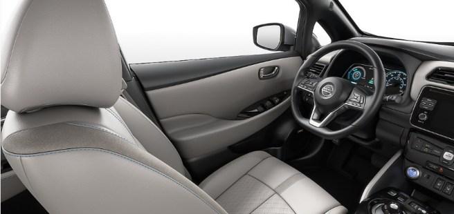 Nissan Leaf EV Charger