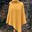 Thumbnail: Merino Yellow Poncho