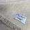 Thumbnail: Oatmeal herringbone baby blanket