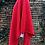 Thumbnail: Merino Red Poncho