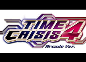 TIME CRISIS 4 Arcade Ver