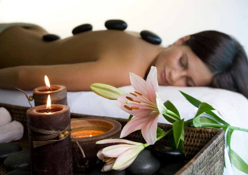 ALCHIMIA HAIR AND BEAUTY HOT STONE MASSAGE