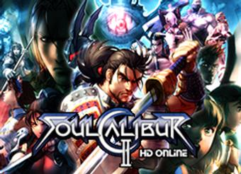 SOULCALUBUR II HD (JPN)