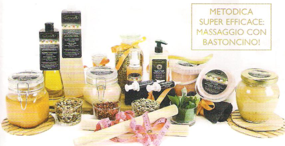 Alchimia hair and beauty massaggio con bastoncino la cremerie