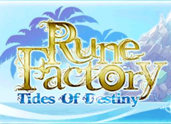 Rune Factory Tides of Destiny (US)