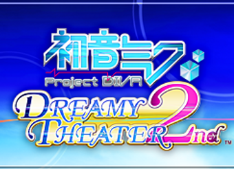 Project Diva Dreamy Theatre 2nd