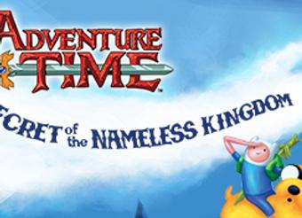 Adventure Time: Secret Nameless Kingdom (EU/US)