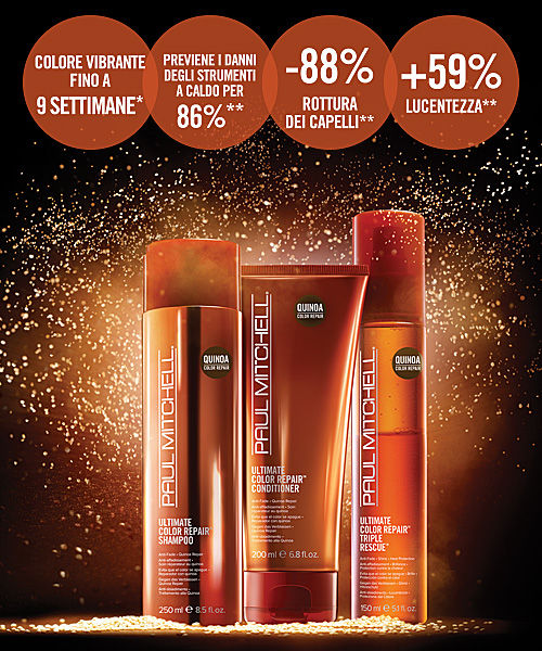 ALCHIMIA HAIR AND BEAUTY ULTIMATE COLOR REPAIR PAUL MITCHELL