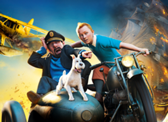 The Adventures of Tintin (Russian)