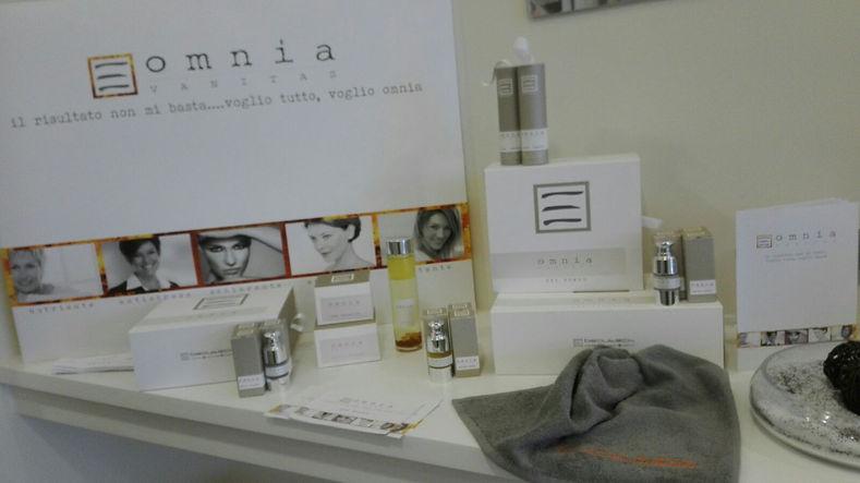 Alchimi Hair and Beauty Linea OMNIA