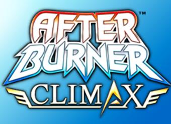 After Burner Climax