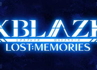 XBLAZE LOST : MEMORIES (JPN)