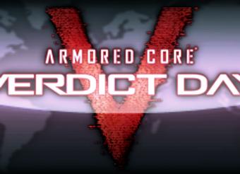 Armored Core Verdict Day (EU/US)
