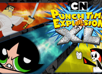 Cartoon Network Punch Time Explosion XL (EU)