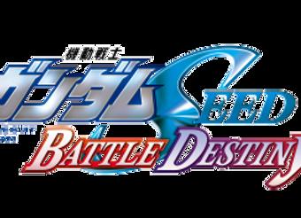 Kidō Senshi Gundam SEED Battle Destiny