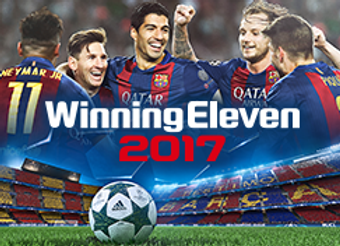 World Soccer Winning Eleven 2017 (JP)