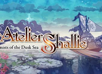 Atelier Shallie Alchemists of the Dusk Sea