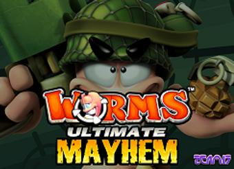 Worms Ultimae Mayham