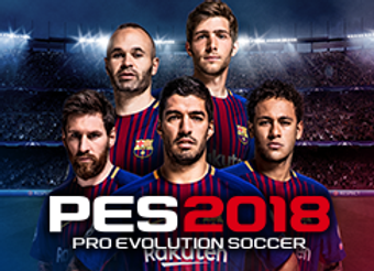 Pro Evolution Soccer 2018 (US)