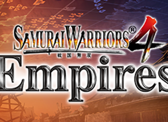 SAMURAI WARRIORS 4 Empires (EU/US)