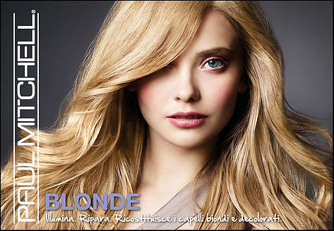 ALCHIMIA HAIR AND BEAUTY BLONDE PAUL MITCHELL