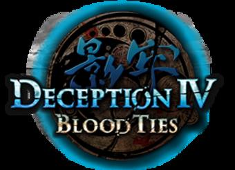 Deception IV: Blood Ties (EU)
