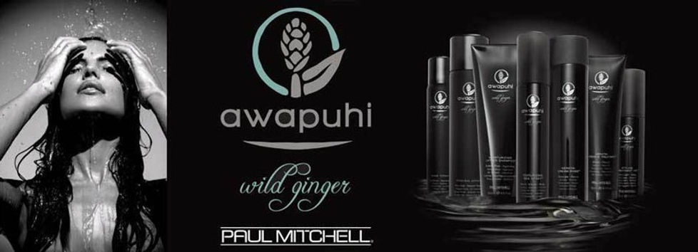 ALCHIMIA HAIR AND BEAUTY AWAPUHI WILD GINGER PAUL MITCHELL