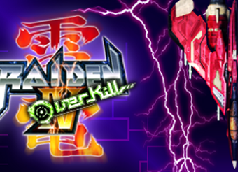 Raiden IV: Overkill (JPN)