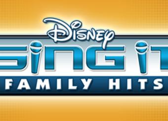 Disney Sing It: Family Hits (US)