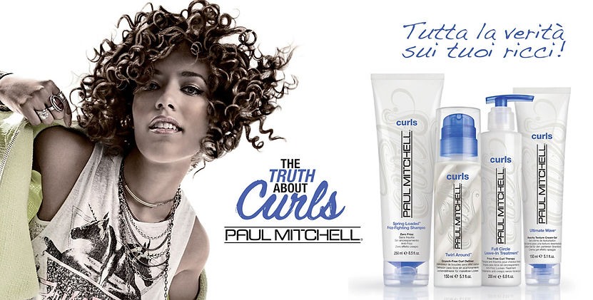 ALCHIMIA HAIR AND BEAUTY LINEA CURL PAUL MITCHELL